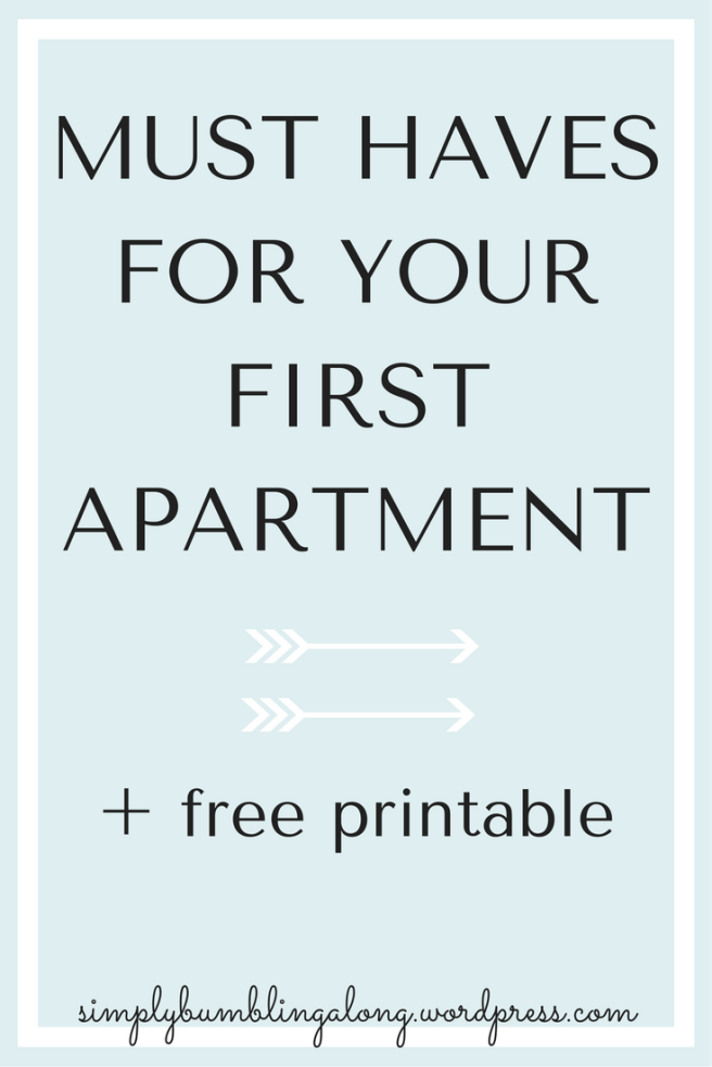 must-haves-for-your-first-apartment